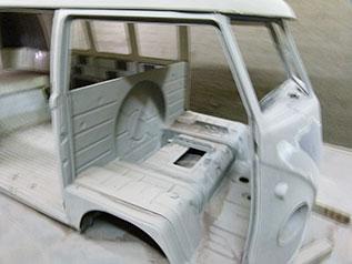 Karosse VW Bus