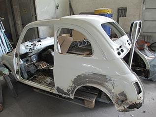 Fiat vorher