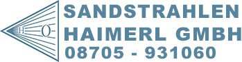 Sandstrahlen Haimerl Logo